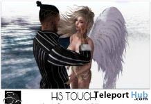 His Touch Couple Pose Group Gift by Something New - Teleport Hub - teleporthub.com