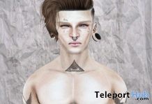 Creed Body Tattoo 1L Promo Gift by DAPPA - Teleport Hub - teleporthub.com
