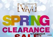 Clearance Sale Outlet 10L Selected Items Promo by Vero Modero - Teleport Hub - teleporthub.com