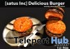 New Release: Delicious Burger by [satus Inc] - Teleport Hub - teleporthub.com