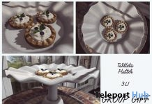 Tartlets Plate Group Gift by Merak - Teleport Hub - teleporthub.com