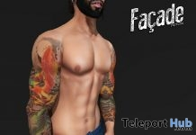 Unisex Prosperity Arm Tattoo Group Gift by Facade - Teleport Hub - teleporthub.com