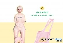 Eco Bag Group Gift by okidoki - Teleport Hub - teleporthub.com
