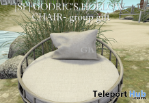 Godric's Hollow Chair GH Event Group Gift by Shutter Field - Teleport Hub - teleporthub.com