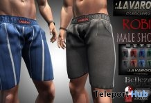 Robin Male Shorts Group Gift by Lavarock Creations - Teleport Hub - teleporthub.com