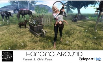 Hanging Around Mother Day Gift by Something New - Teleport Hub - teleporthub.com