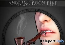 Smoking Room Pipe Group Gift by Asteroidbox - Teleport Hub - teleporthub.com