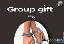 A New Spring Heels Group Gift by Petit Chat - Teleport Hub - teleporthub.com
