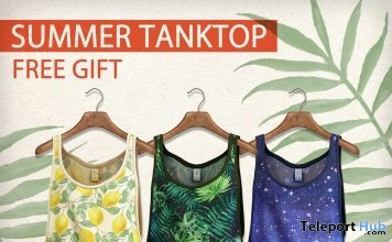 Summer Tank Top Gifts by Mr.Poet - Teleport Hub - teleporthub.com