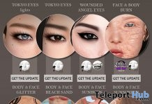 Several Face & Body Appliers Gift by Izzie's - Teleport Hub - teleporthub.com