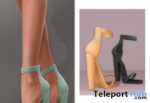 Ainara Heels Group Gift by Scandalize - Teleport Hub - teleporthub.com