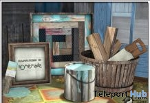Happiness is Homemade 50L Promo by Zen Creations - Teleport Hub - teleporthub.com