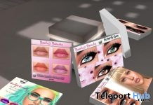 Several Makeup For Catwa Head Group Gift by Booty's Beauty - Teleport Hub - teleporthub.com