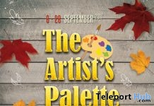 The Artist's Palette Fair - Teleport Hub - teleporthub.com