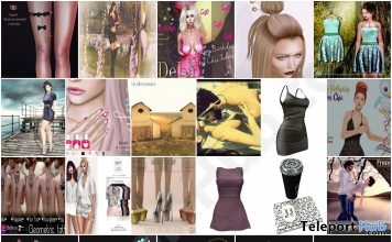 Several Tres Chic Event 2nd Anniversary Group Gifts by Various Designers - Teleport Hub - teleporthub.com