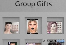 Six Group Gifts For Men & Women by Avi-Glam - Teleport Hub - teleporthub.com
