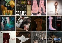 Ton of We Love Roleplay 2017 Anniversary Gift by Various Designers - Teleport Hub - teleporthub.com