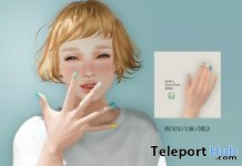 Nail Appliers Knot & Co. Summer Project 2017 Group Gift by violetta - Teleport Hub - teleporthub.com