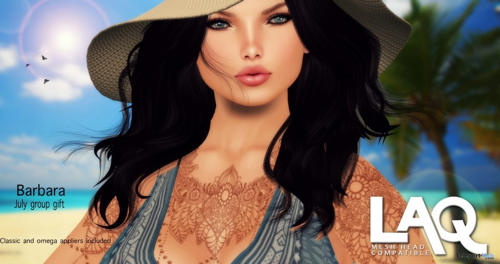 freebies for new avatars in second life 2018