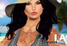 Barbara Skin July 2017 Group Gift by WOW Skins - Teleport Hub - teleporthub.com