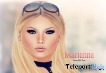 Marianna Skin June 2017 Group Gift by WOW Skins - Teleport Hub - teleporthub.com