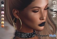 Bella Earrings Group Gift by CHAIN - Teleport Hub - teleporthub.com