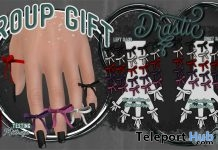 Ribbon Ring Set Group Gift by Drastic - Teleport Hub - teleporthub.com