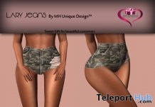 Lary Jeans Applier Group Gift by MH Unique Design - Teleport Hub - teleporthub.com