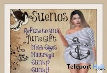 Refuse To Sink Outfit Gift by Suenos - Teleport Hub - teleporthub.com