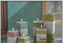Cape Cod Candles Group Gift by Zen Creations - Teleport Hub - teleporthub.com