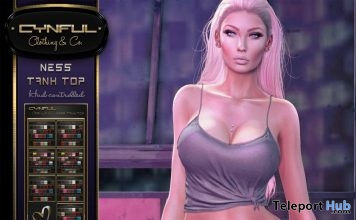 Ness Tank Top 3 Colors Les Fest 2017 Gift by Cynful - Teleport Hub - teleporthub.com