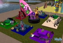 Ton of Commemorative SL14B Exhibition Event Gifts by Various Designers - Teleport Hub - teleporthub.com