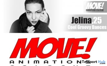 New Release: Jelina Dance Pack by MOVE! Animations Cologne - Teleport Hub - teleporthub.com