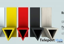 Puebla Chair Group Gift by Group Gift by KraftWork - Teleport Hub - teleporthub.com