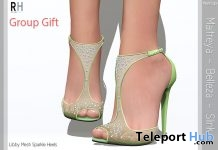Libby Shoes Group Gift by Rebel Hope - Teleport Hub - teleporthub.com