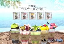 Shaved Ice Green Tea, Water Melon, & Mango Group Gift by YUMYUM - Teleport Hub - teleporthub.com