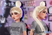 Love QTPIE Hair July 2017 Group Gift by Love Hair - Teleport Hub - teleporthub.com