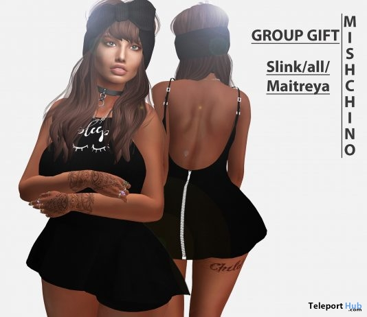Imma Outfit Group Gift by Mishchino - Teleport Hub - teleporthub.com