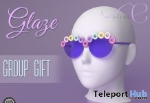 Glaze Glasses Group Gift by elise - Teleport Hub - teleporthub.com
