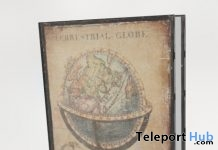 Decorative Book Globe Gift by [H] - Teleport Hub - teleporthub.com