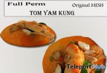 Tom Yam Kung Food Subscriber Gift by Fantasy China - Teleport Hub - teleporthub.com