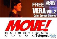 Vera 21 Dance Gift by MOVE! Animations Cologne - Teleport Hub - teleporthub.com