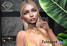 Choker & Bracelet Union On9 Event August 2017 Gift by G&D The Italian Style - Teleport Hub - teleporthub.com
