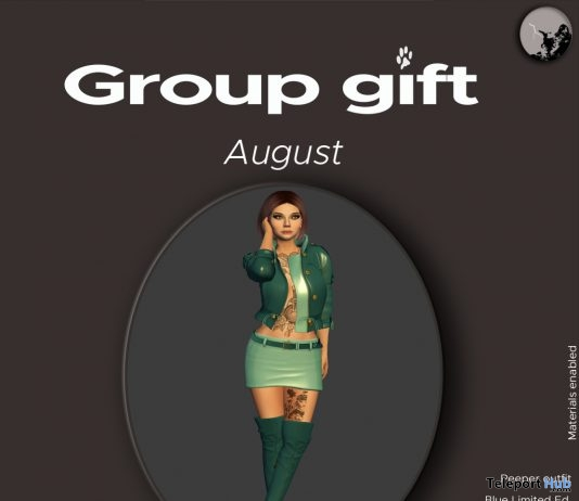 Peeper Outfit Limited Edition August 2017 Group Gift by Petit Chat - Teleport Hub - teleporthub.com