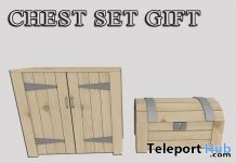 Chest Set Group Gift by Candy Crunchers - Teleport Hub - teleporthub.com