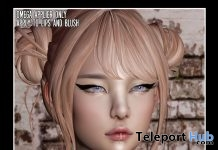 Golden Lip Line Group Gift by Asteroidbox - Teleport Hub - teleporthub.com