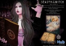 Spell Book & Unisex Pentacle Necklace Group Gift by Season of the Witch - Teleport Hub - teleporthub.com