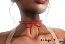 Tied Choker Group Gift by Raiment - Teleport Hub - teleporthub.com