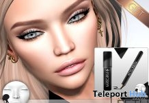 Eyelashes & Cat Eyeliner For Lelutka Heads 1L Promo Gift by LEETH - Teleport Hub - teleporthub.com