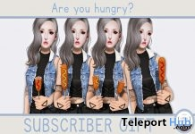 Are You Hungry Poses & Corn Dog Prop Subscriber Gift by Label Motion - Teleport Hub - teleporthub.com